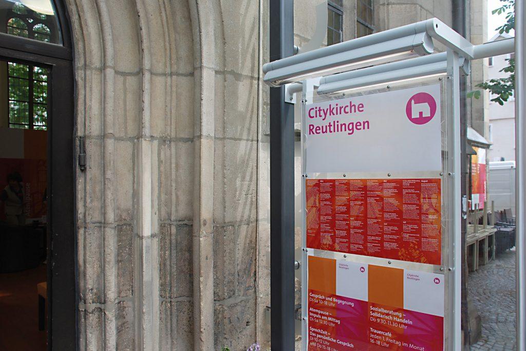 Veranstaltungskalender Citykirche Reutlingen