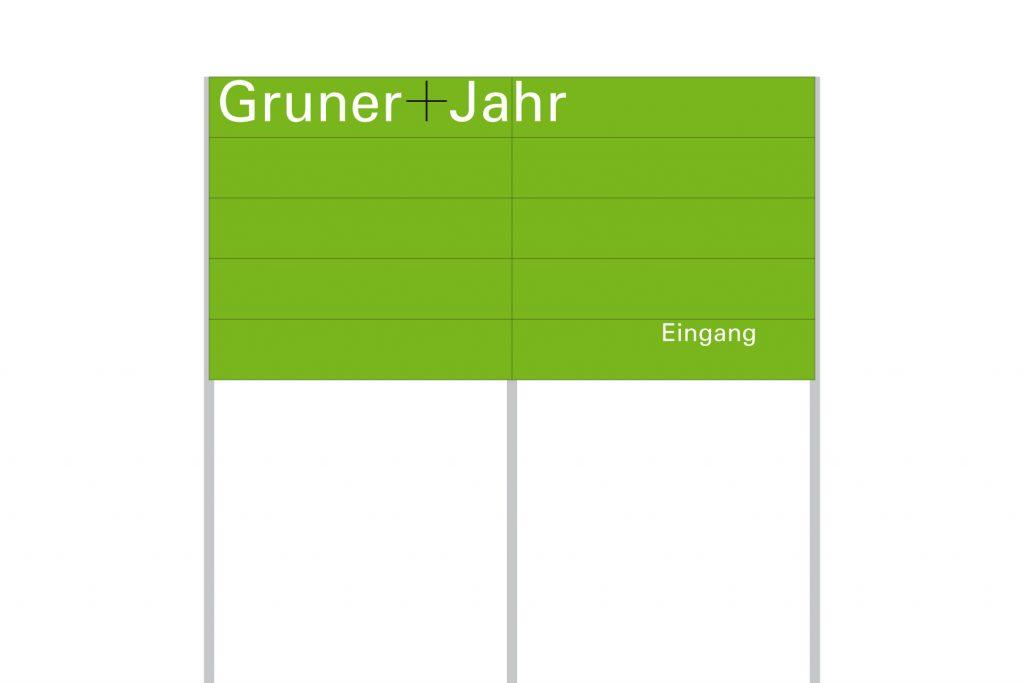 Pressehaus Gruner und Jahr Hamburg