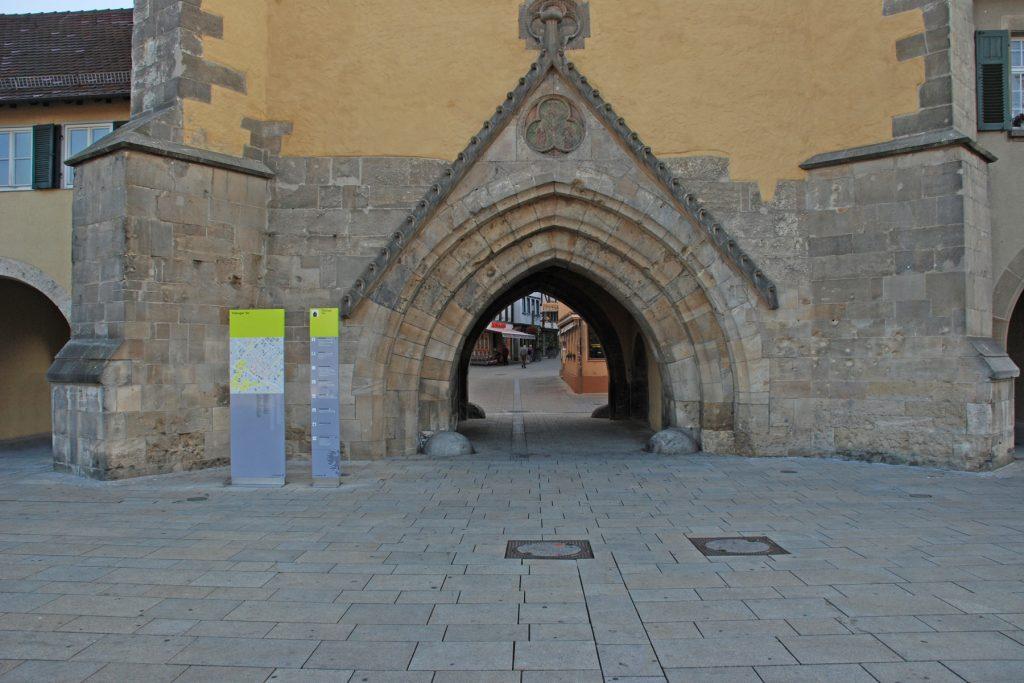 Kulturleitsystem Stadt Reutlingen