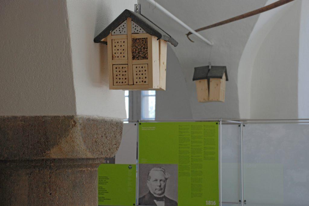 Ausstellung Streuobstzentrum Eduard Lucas, Pomologie Reutlingen