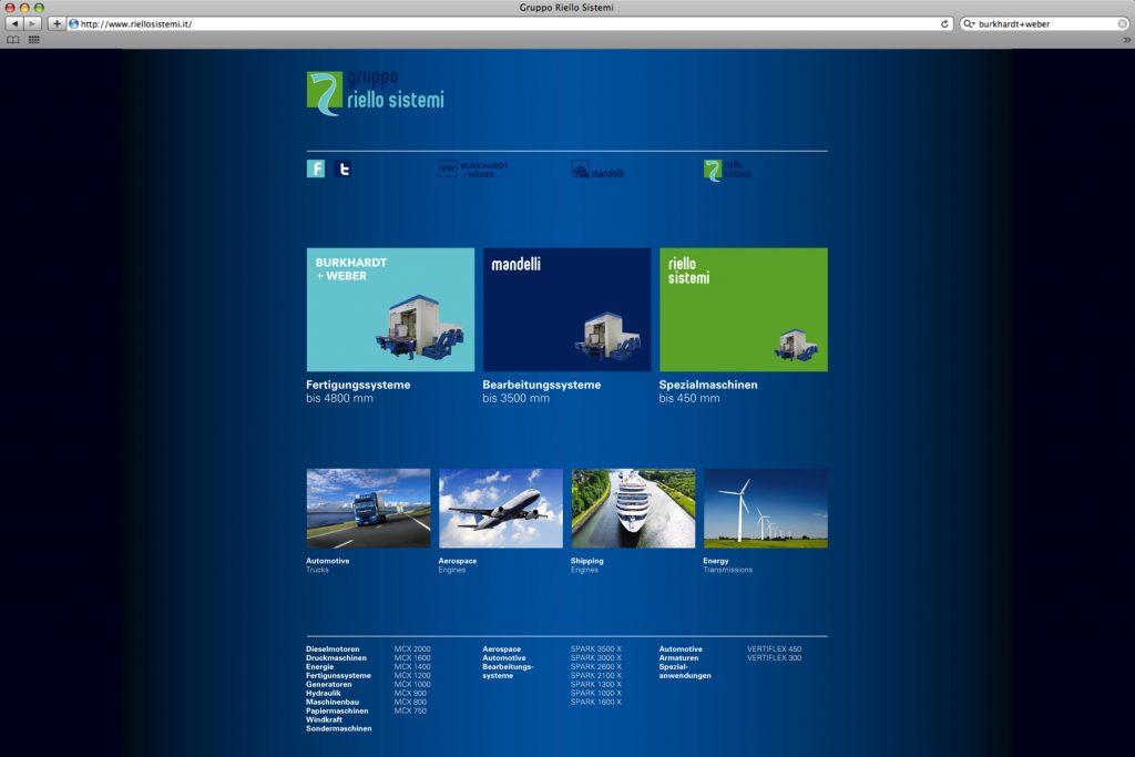 Homepage Burkhardt und Weber