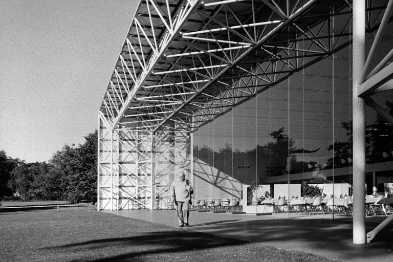 Otl Aicher, Sainsbury Centre Norwich