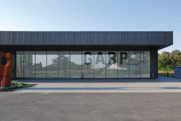 Leitsystem, Orientierungssystem, Garp Bildungszentrum